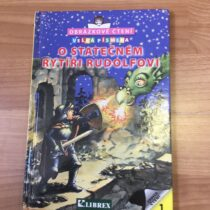 Kniha – O statečném rytíři Rudolfovi