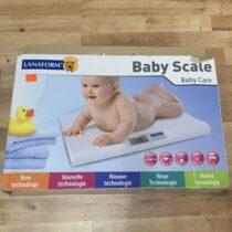 Lanaform Baby Scale -Digitální váha