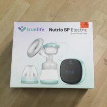 Elektrická odsávačka mléka TrueLife Nutrio BP Electric