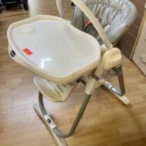 Jídelní židle Chicco Poly 2v1
