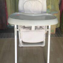 Hauck Dětská jídelní židlička