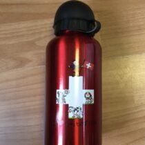 Switzerland hliníková lahev