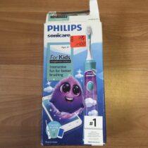 Philips sonický kartáček dětský 3+