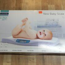 Lanaform Goby  – kojenecká váha
