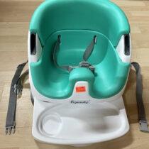 Ingenuity Podsedák na jídelní židli 2v1 Baby Base Ultramarine Green