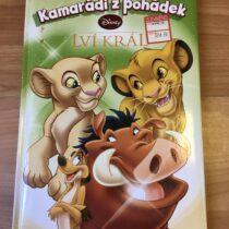 Kniha – Kamarádi zpohádek Lví král