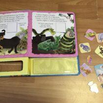 Magnetická kniha – Kniha džunglí