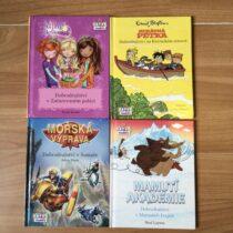 Sada 4 ks knížek Mc Donalds