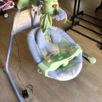 Houpačka/hnízdečko Fisher Price Baby Papasan