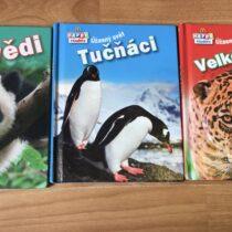 Sada 3 ks knížek Mc Donalds