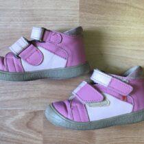 Kožené boty Rak