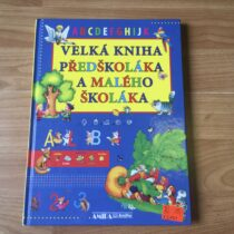 Kniha – Velká kniha předškoláka a malého školáka