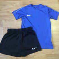 Set fotbalové trenýrky + triko Nike