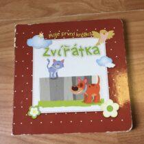 Moje první knížka – Zvířátka
