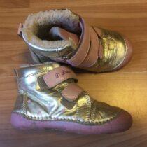 Zateplené kotníkové boty D.D.Step