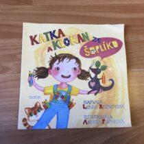 Kniha – Katka  a klokan ze šuplíku