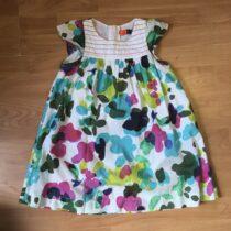 Letní bavlněné šaty Catimini