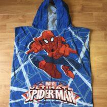 Koupací pončo Spiderman