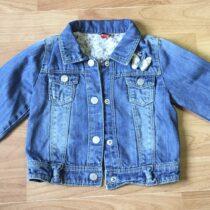 Riflová bunda Zara