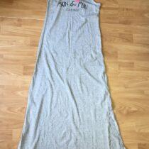 Dlouhé letní šaty na ramínka Pepperts