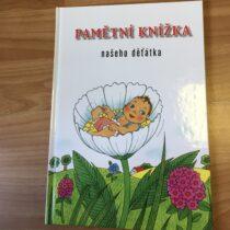 Pamětní kniha našeho děťátka