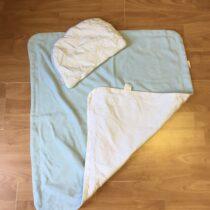 Fleeceový set dokočárku Emitex deka + polštářek