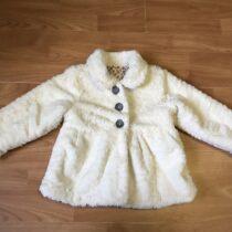 Zimní chlupatý kabátek George