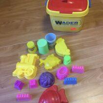 Set báboviček + kýbl Wader