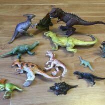 Sada dinosaurů, 12ks