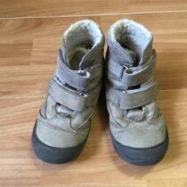 Vyteplené kotníkové boty