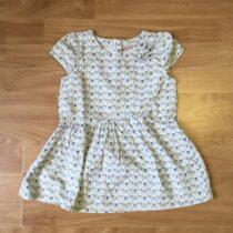 Next šaty smotýlky