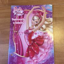 Časopis Barbie – Doplňovačky a hádanky