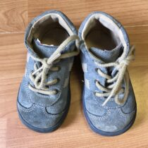 Kožené boty Pegres