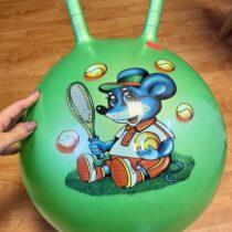 Hopsadlo zelený myšák