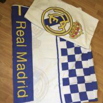 2 – dílné bavlněné povlečení Real Madrid