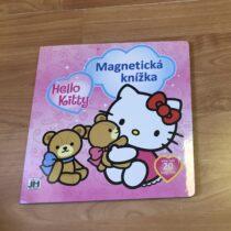 Hello Kitty – Magnetická knížka