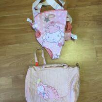 Set Baby Annabell, přebalovací taška + nosítko