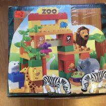 Stavebnice Lego Duplo – ZOO zvířátka