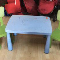 Set Mammut stůl + 2 x židle
