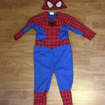 Kostým Spiderman, 12-24m
