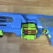 Mattel BOOMco Spinsanity 3X Blaster