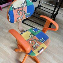 Kolečková židle