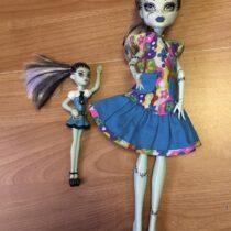 Set panenek Monster High, 2ks