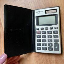 Kalkulačka Casio