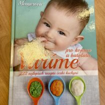 Kniha – Vaříme pro kojence a batolata
