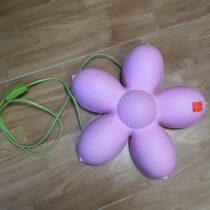 Nástěnná lapnička IKEA květ