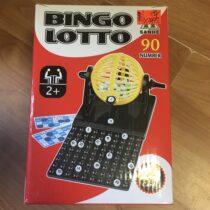 Společenská hra – Bingo Lotto