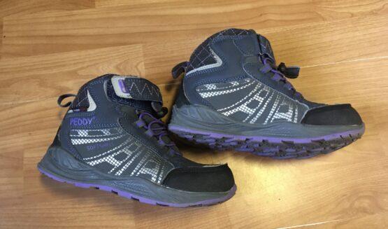 Peddy kotníkové termo boty