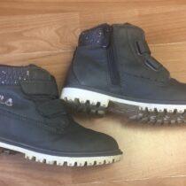 Kotníkové vyteplené boty FILA
