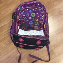 Školní batoh Belmil skvěty